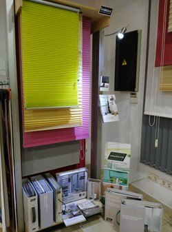 Showroom Luxaflex